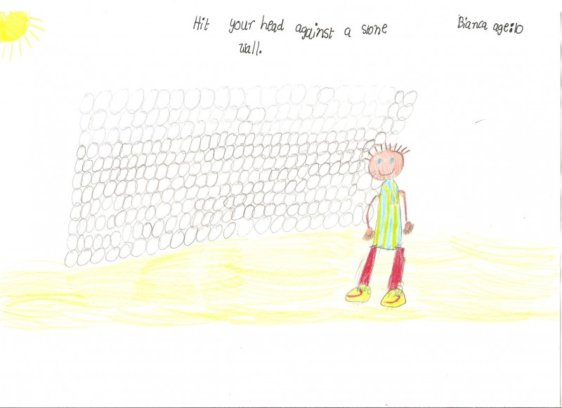 Idioms By Kids