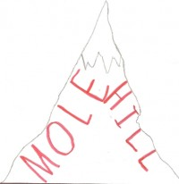 make a mountain out of a mole hill